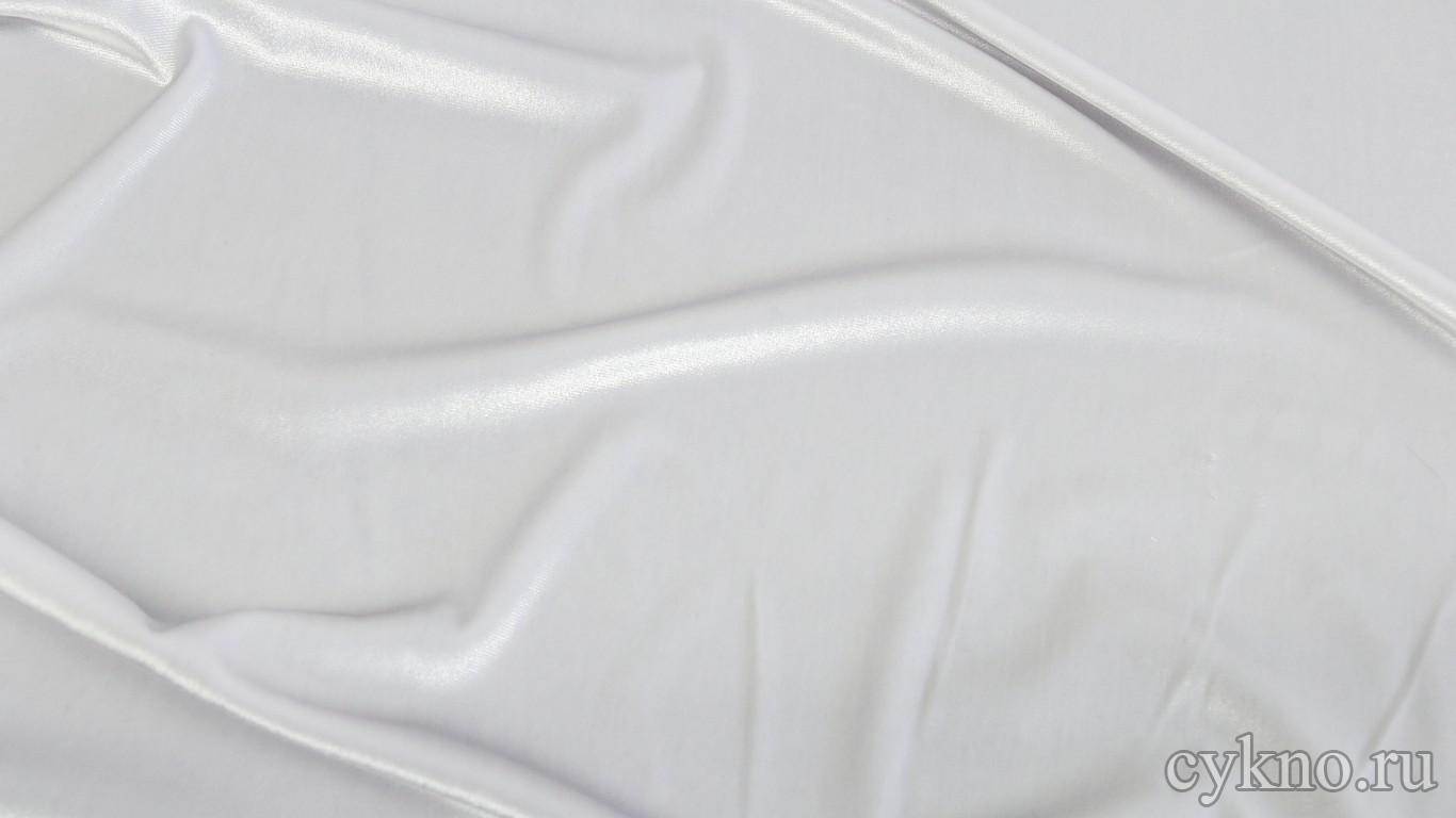 Бархат белый