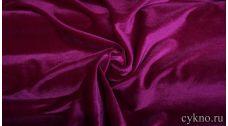 Бархат однотонный лиловый