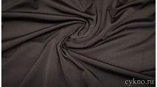 Бархат мраморный темно-коричневый