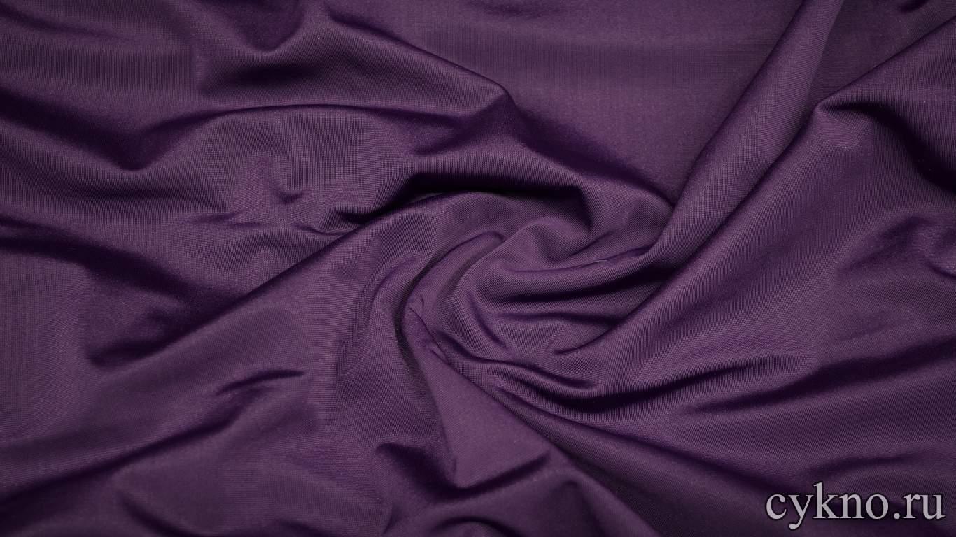 Бархат мраморный фиолетовый