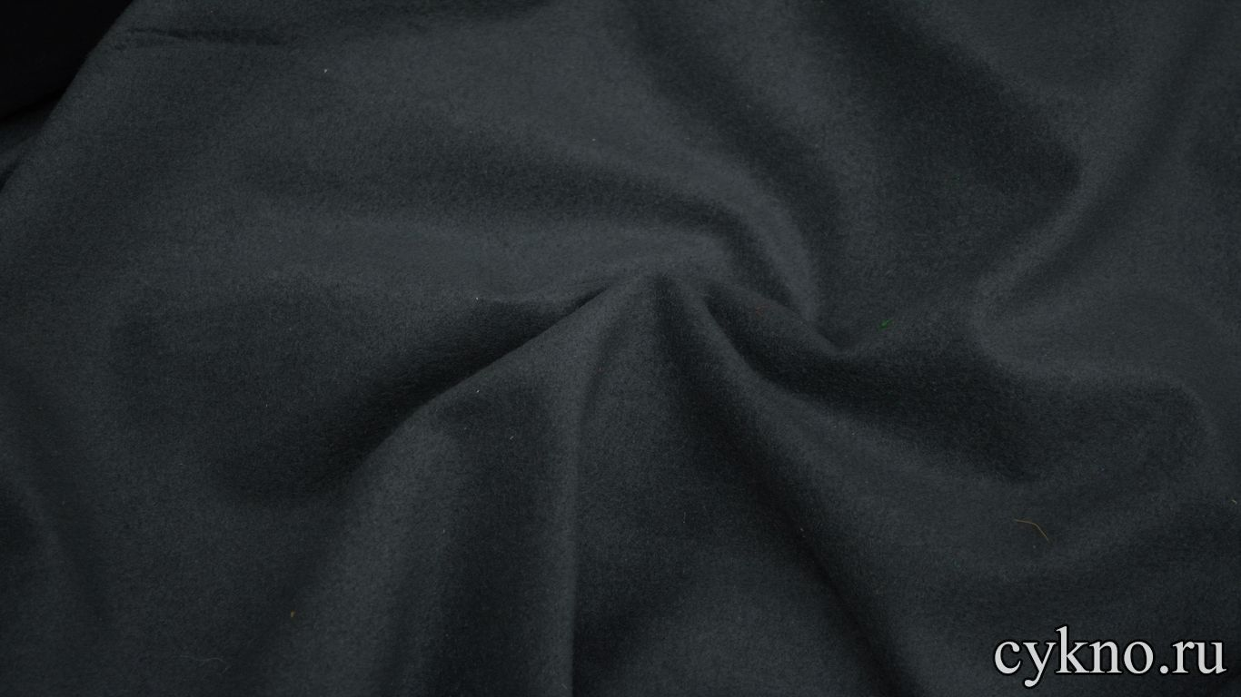Бифлекс матовый на флисе серый