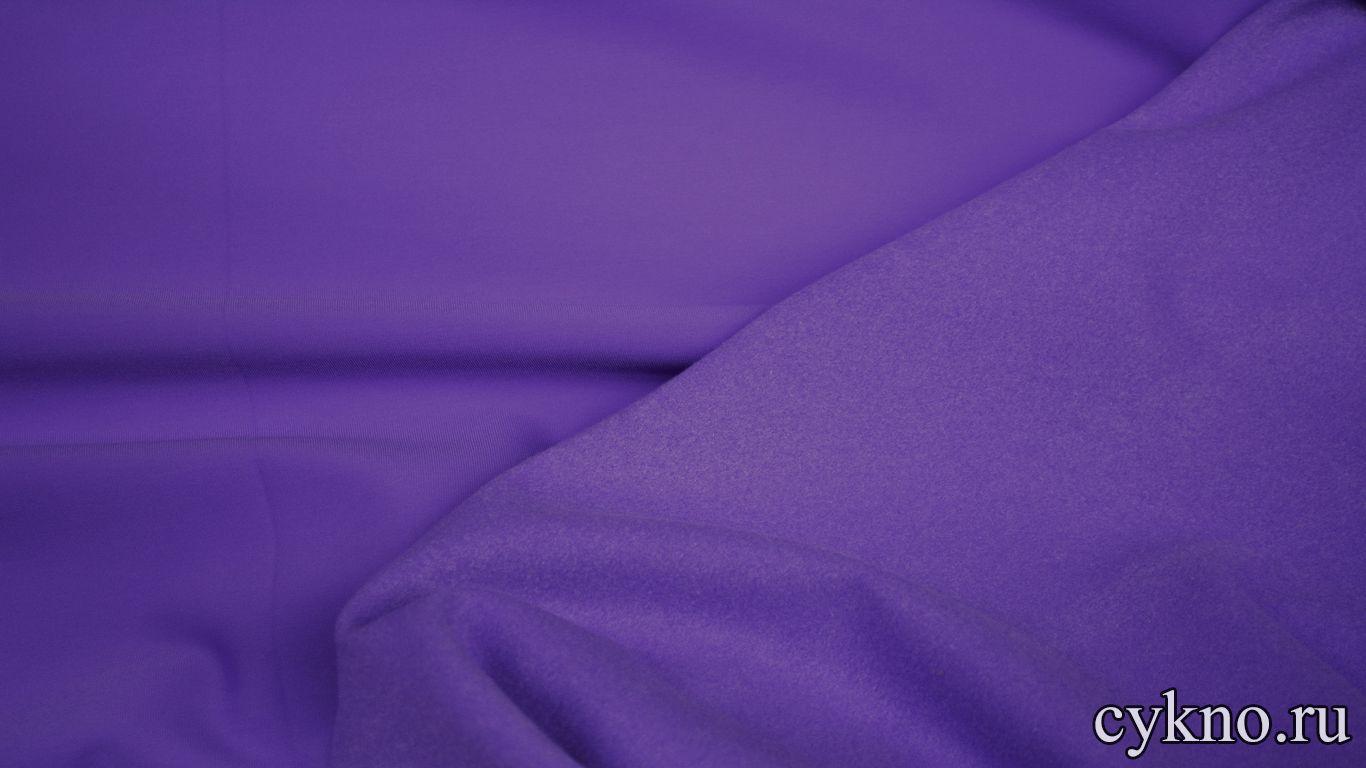 Бифлекс матовый темно-сиреневый