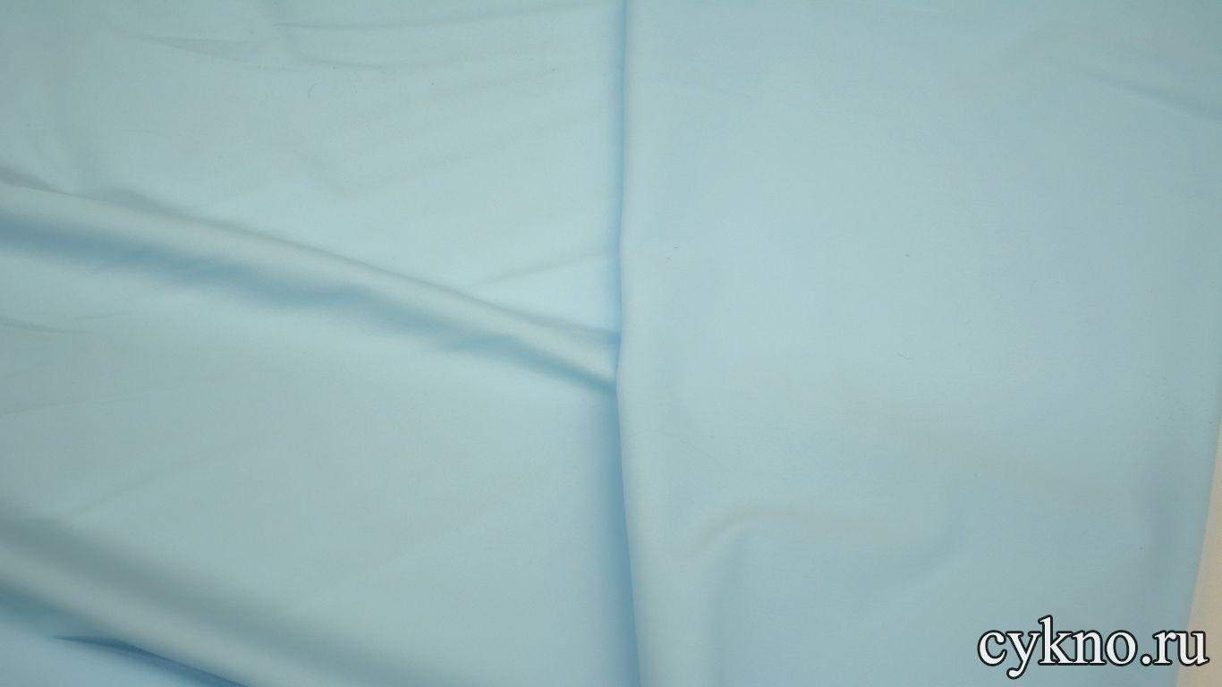 Бифлекс матовый бледно-голубой