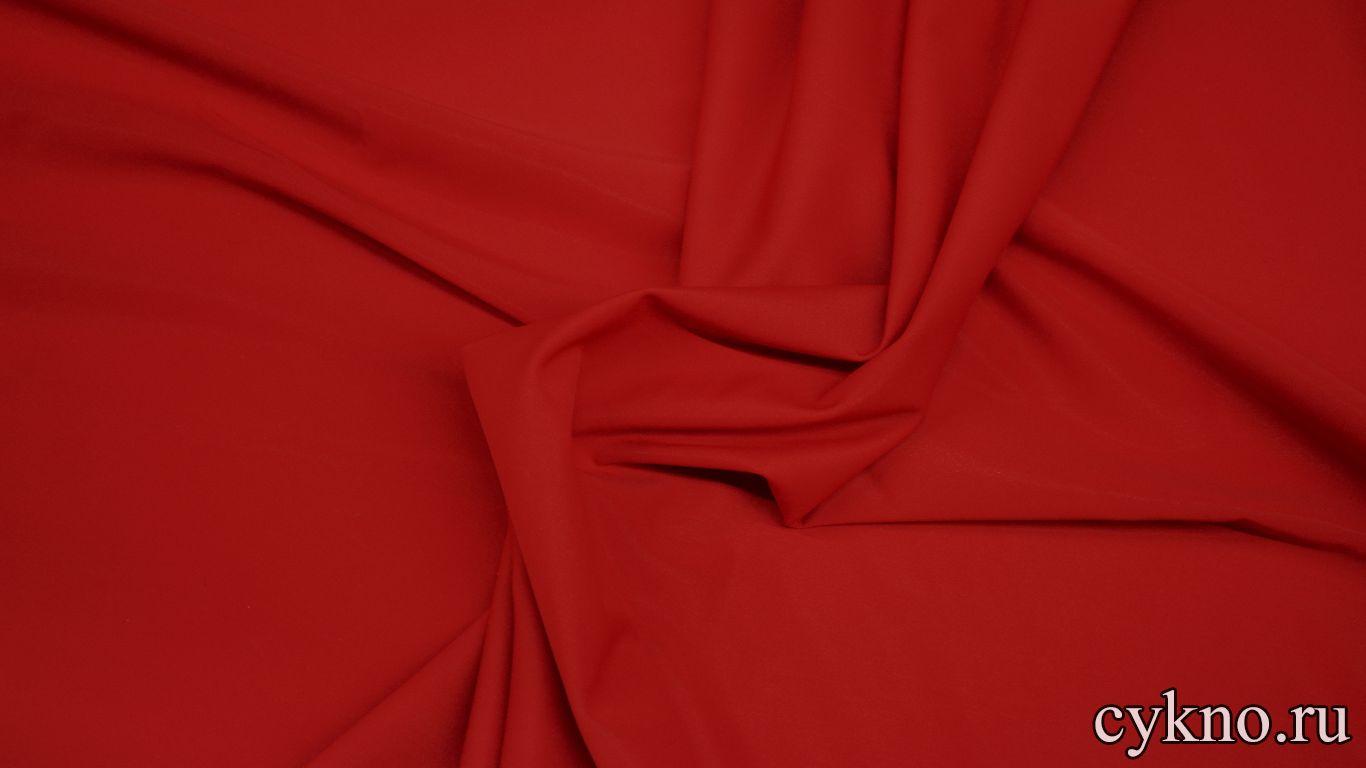 Бифлекс матовый темный красный