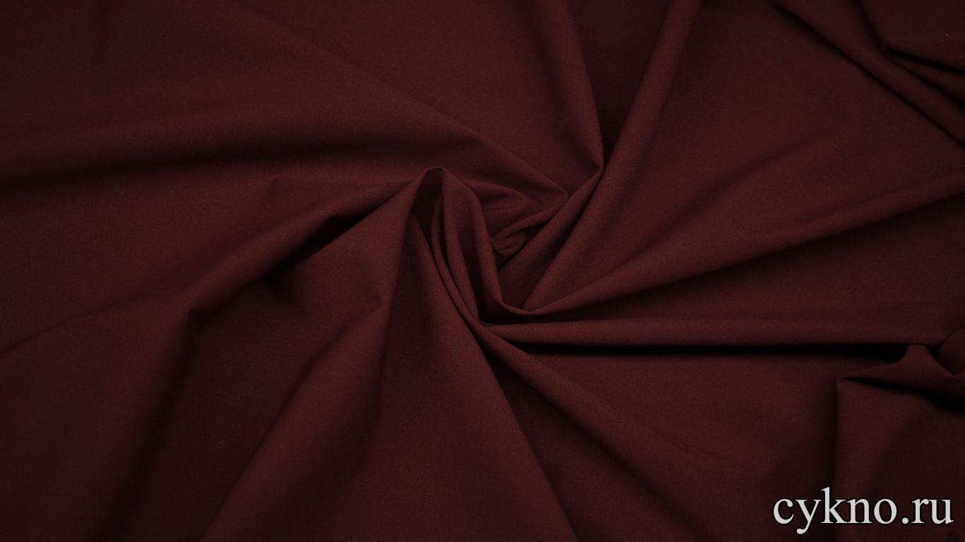 Бифлекс матовый темный бордовый