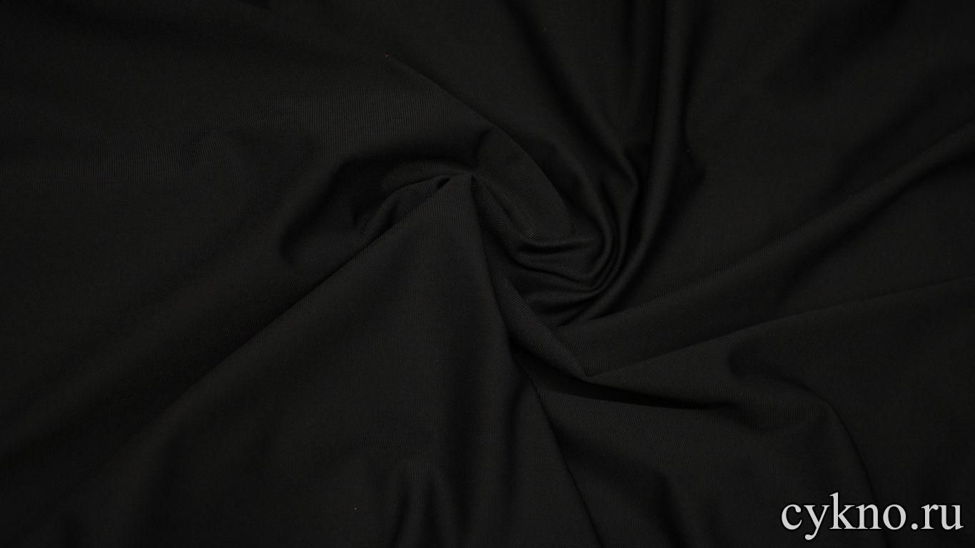Бифлекс матовый черный с фактурной полоской
