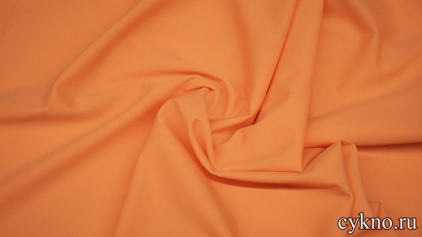 Бифлекс матовый нежный оранжевый