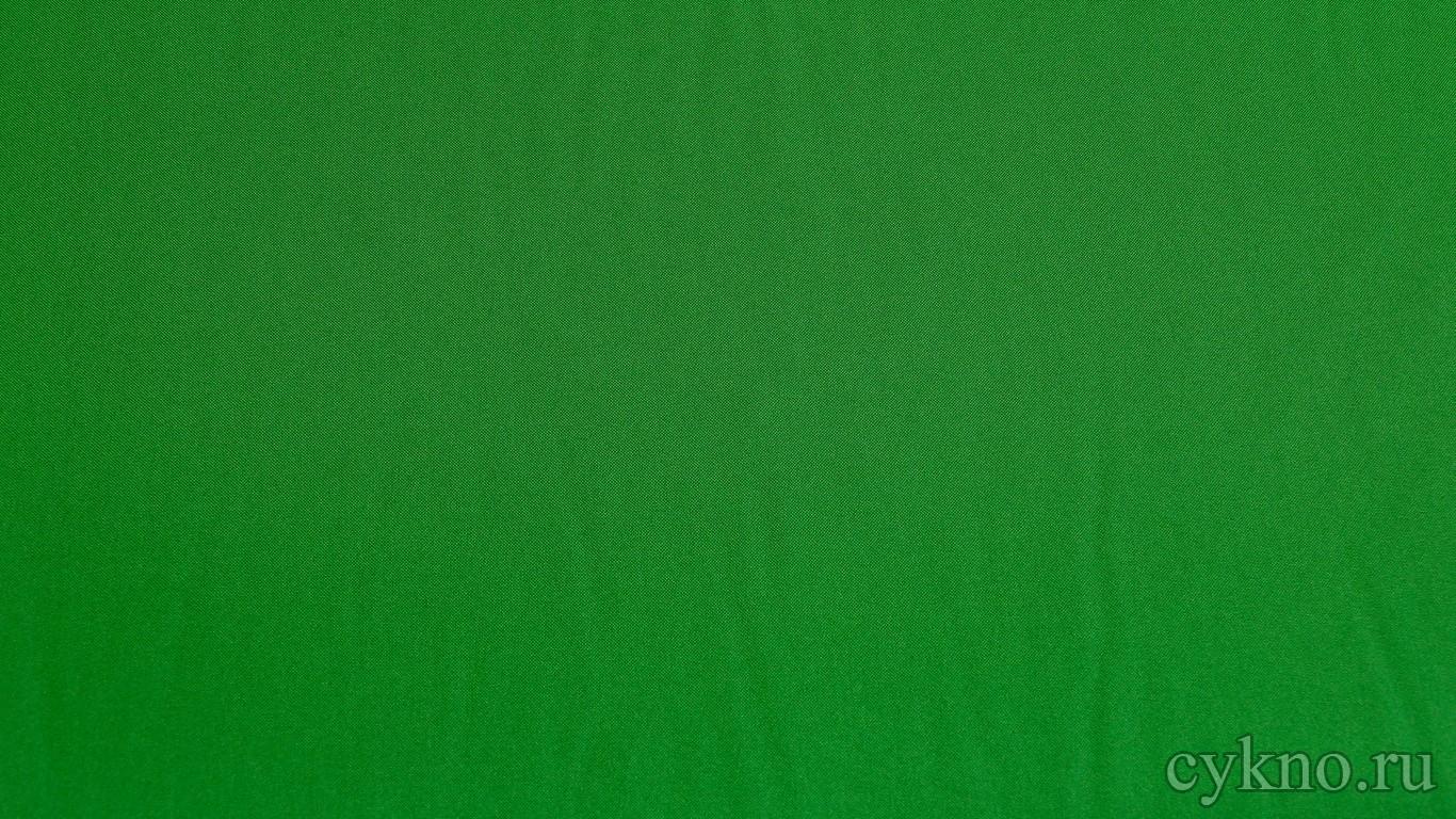 Габардин зеленый