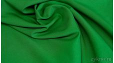Габардин ярко-зеленый