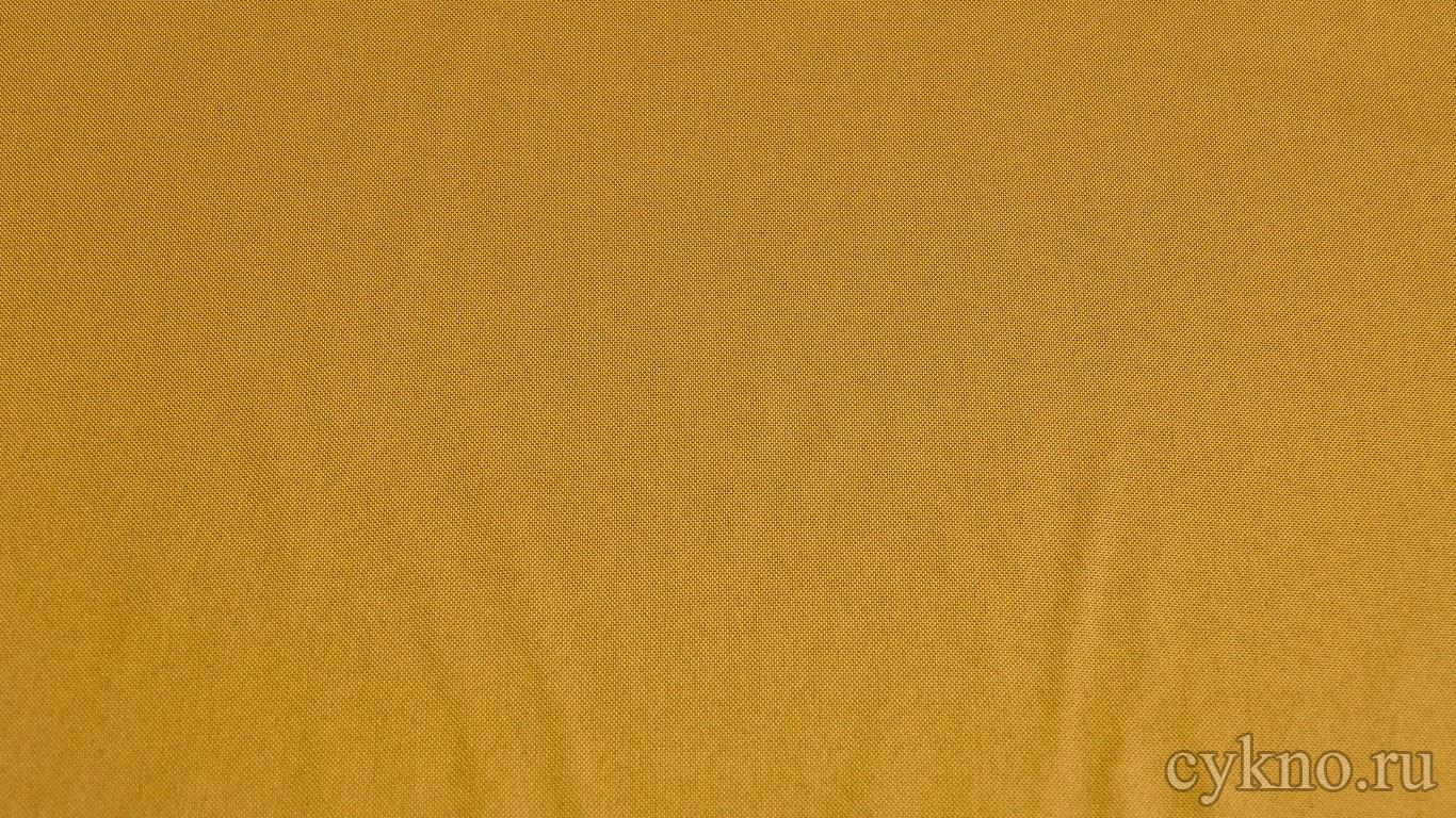 Габардин горчично-желтый