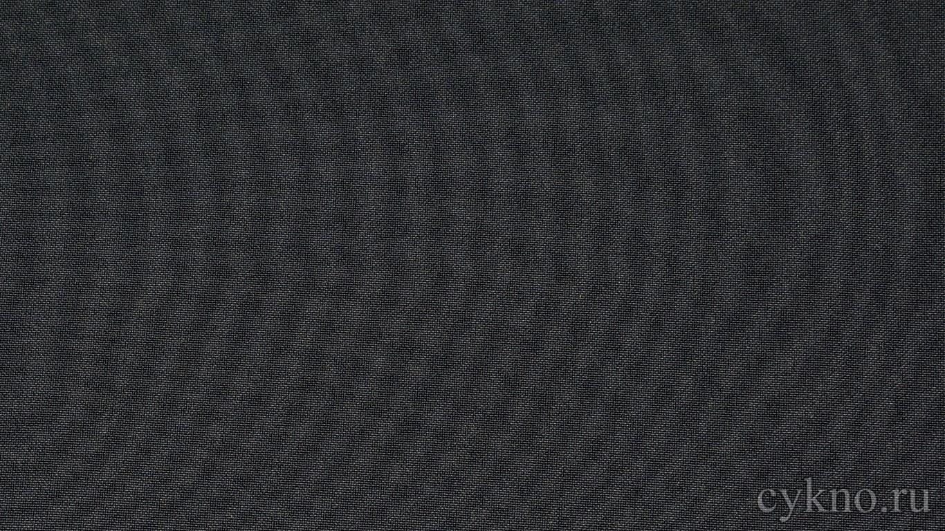 Габардин графитно-серый