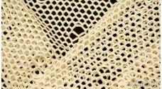 Ткань Гипюр пшеничный