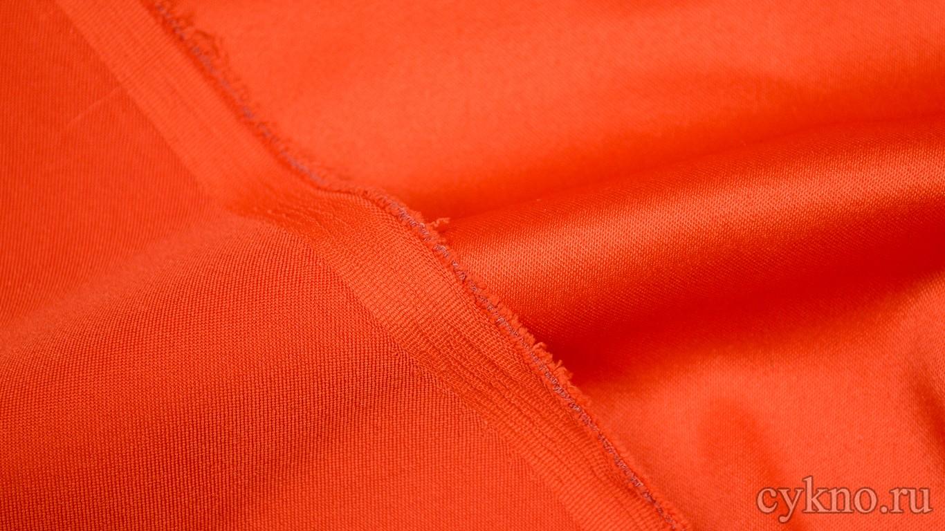 Ткань Костюмная Красная