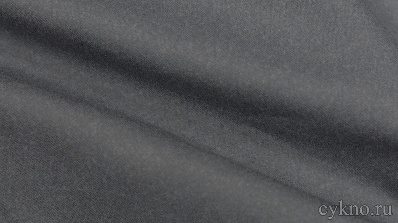 """Ткань Костюмная """"Цвет мокрого асфальта"""""""