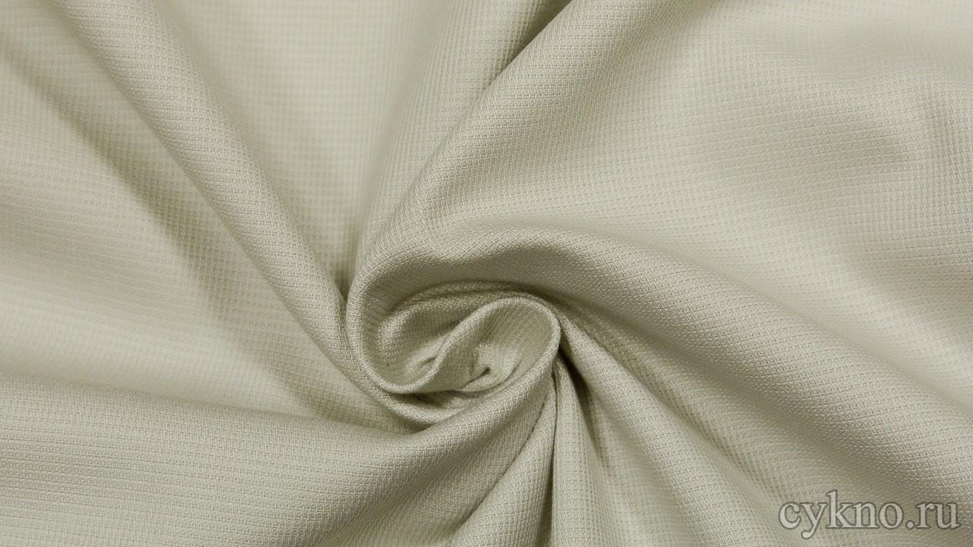 Ткань Костюмная Светло-серая