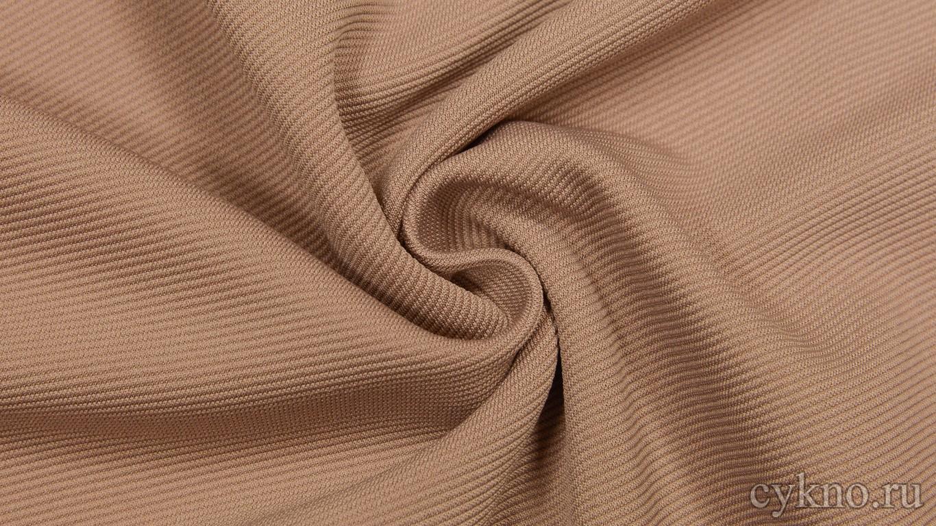 Ткань Костюмная Пепельно-розовая