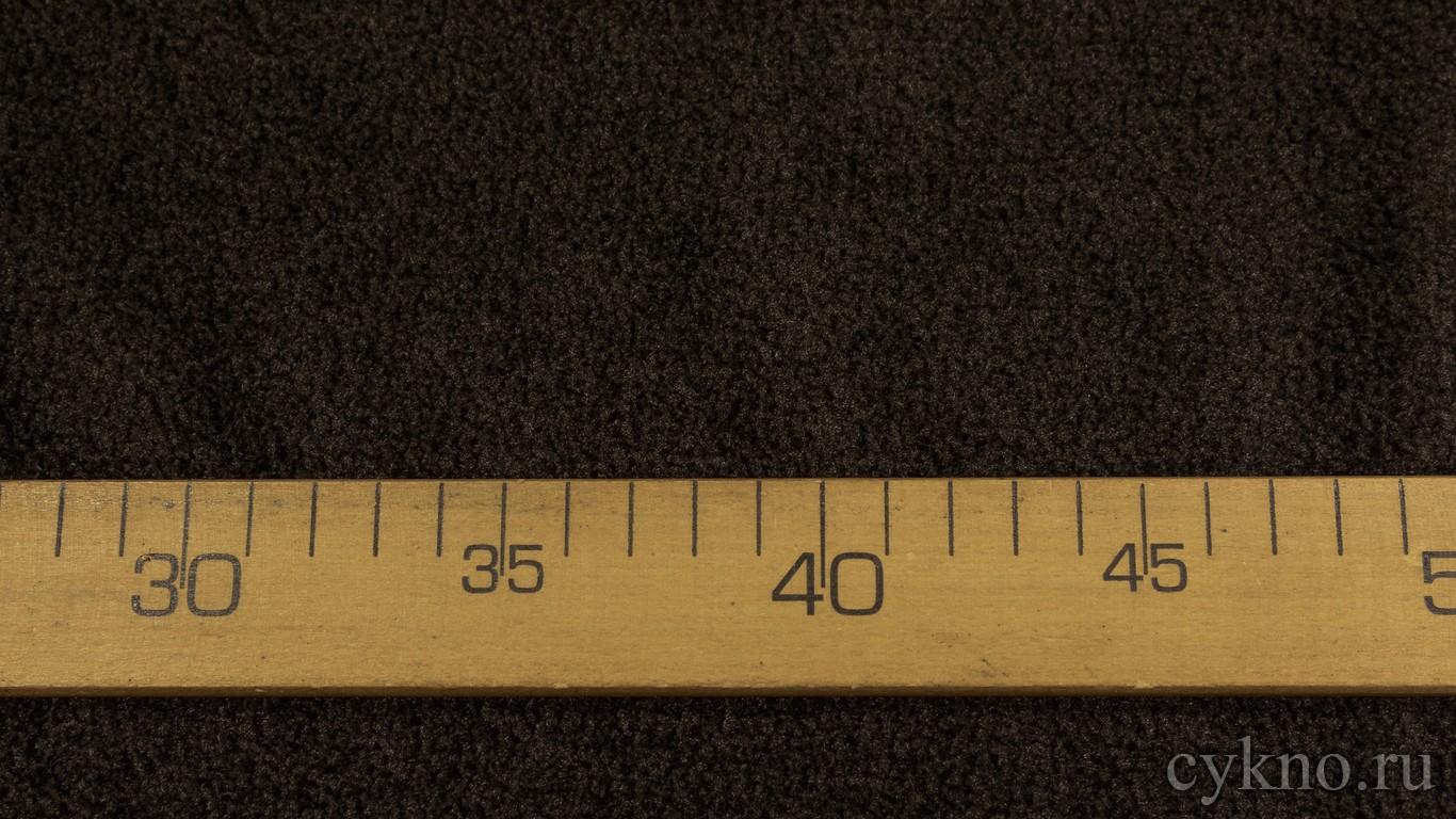 Ткань Костюмная Темно-коричневая