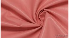 Кожзам Розовый Персик на х/б основе