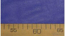 Кожзам Ярко-синий на х/б основе