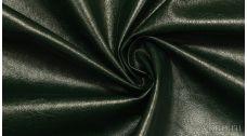 Кожзам Темно-зеленый на х/б основе