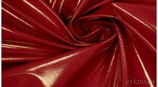 Ткань Лаке Розовая темная