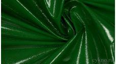 Ткань Лаке Зеленый Темный