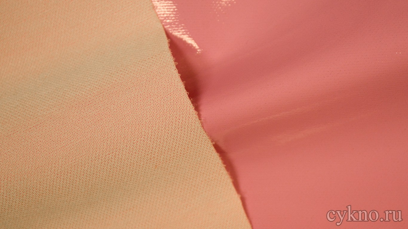 Ткань Лаке Розовая