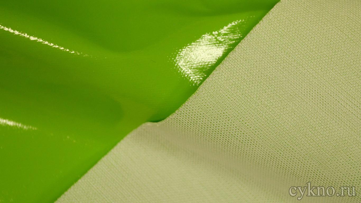 Ткань Лаке Глубокий Зеленый