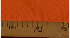 Ткань Лен глубокий оранжевый