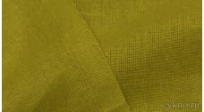 Ткань Лен оливковый