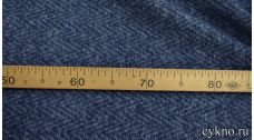 Пальтовая шерсть сизая