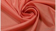Ткань Плательная темно-коралловая