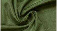 Ткань Плательная хромовая зеленая