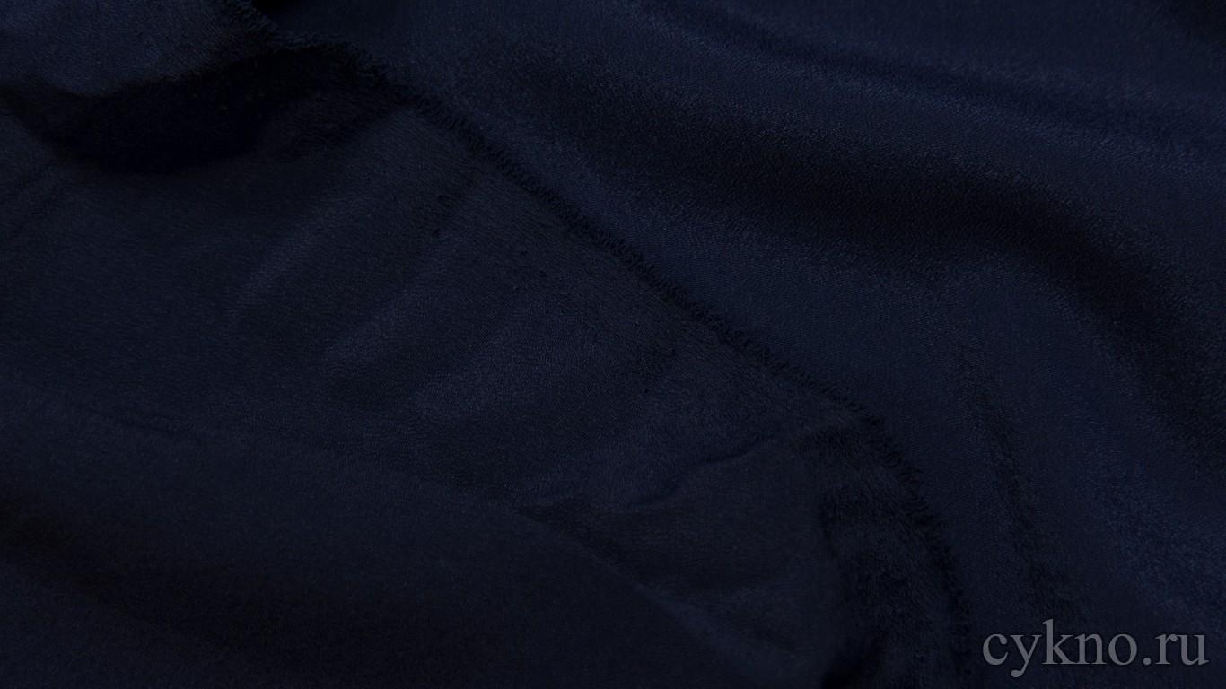 Ткань Плательная кобальтово-синяя