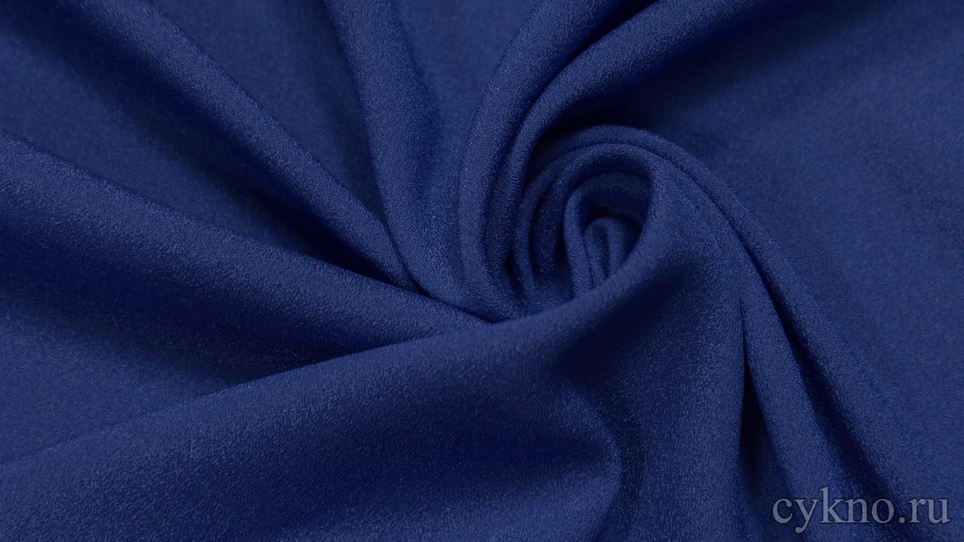 Ткань Плательная сапфировая