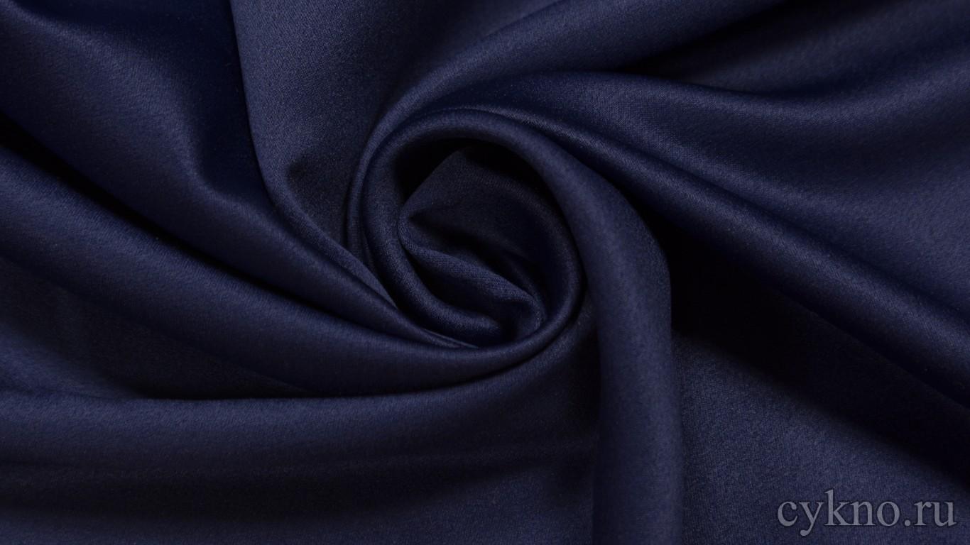 Ткань Плательная пурпурно-синяя