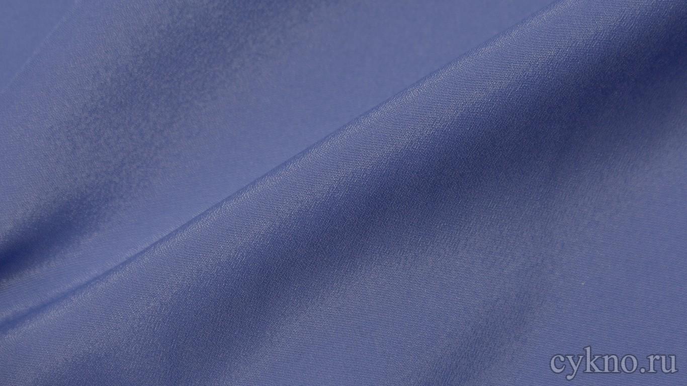Ткань Плательная сине-фиолетовая крайола