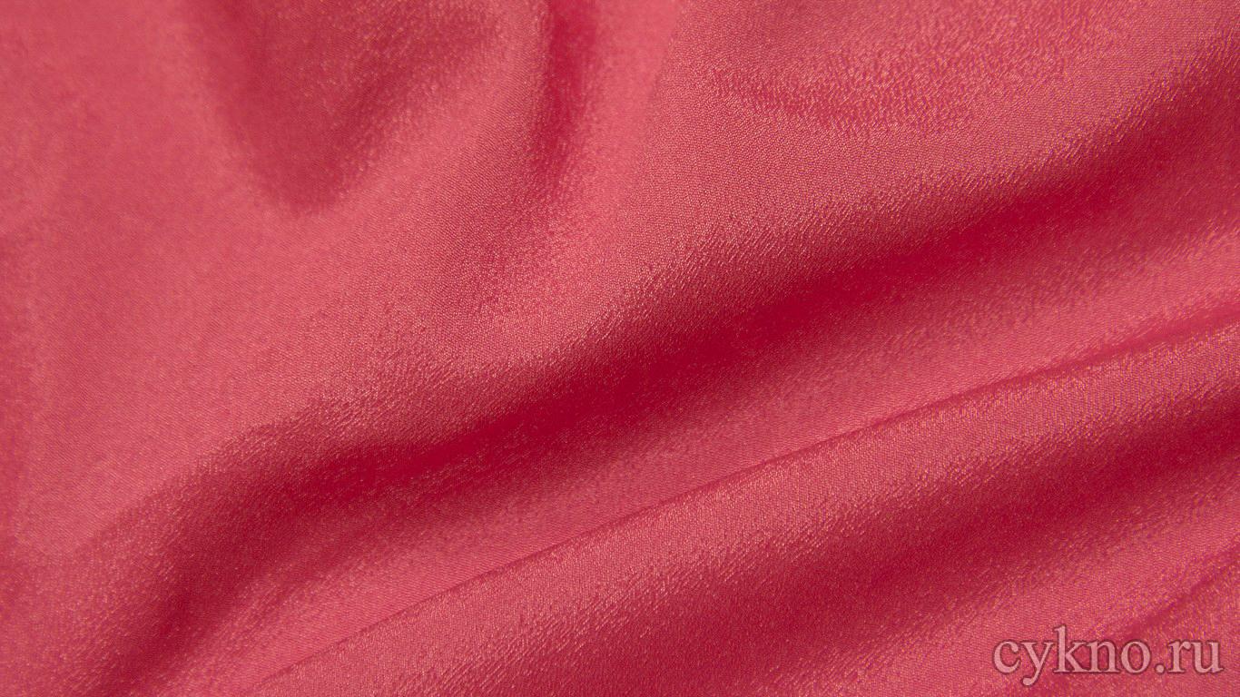 Ткань Плательная пурпурно-красная