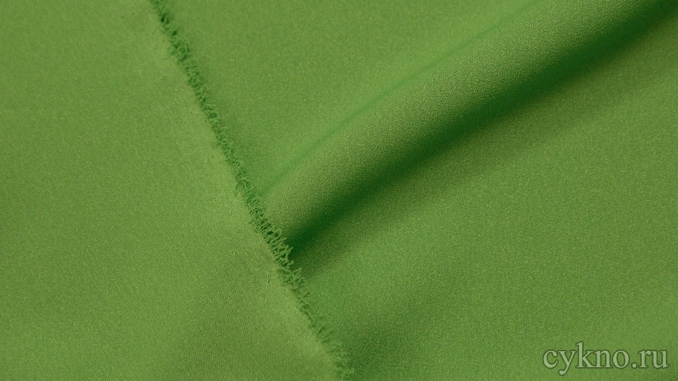 Ткань Плательная папоротниково-зеленая