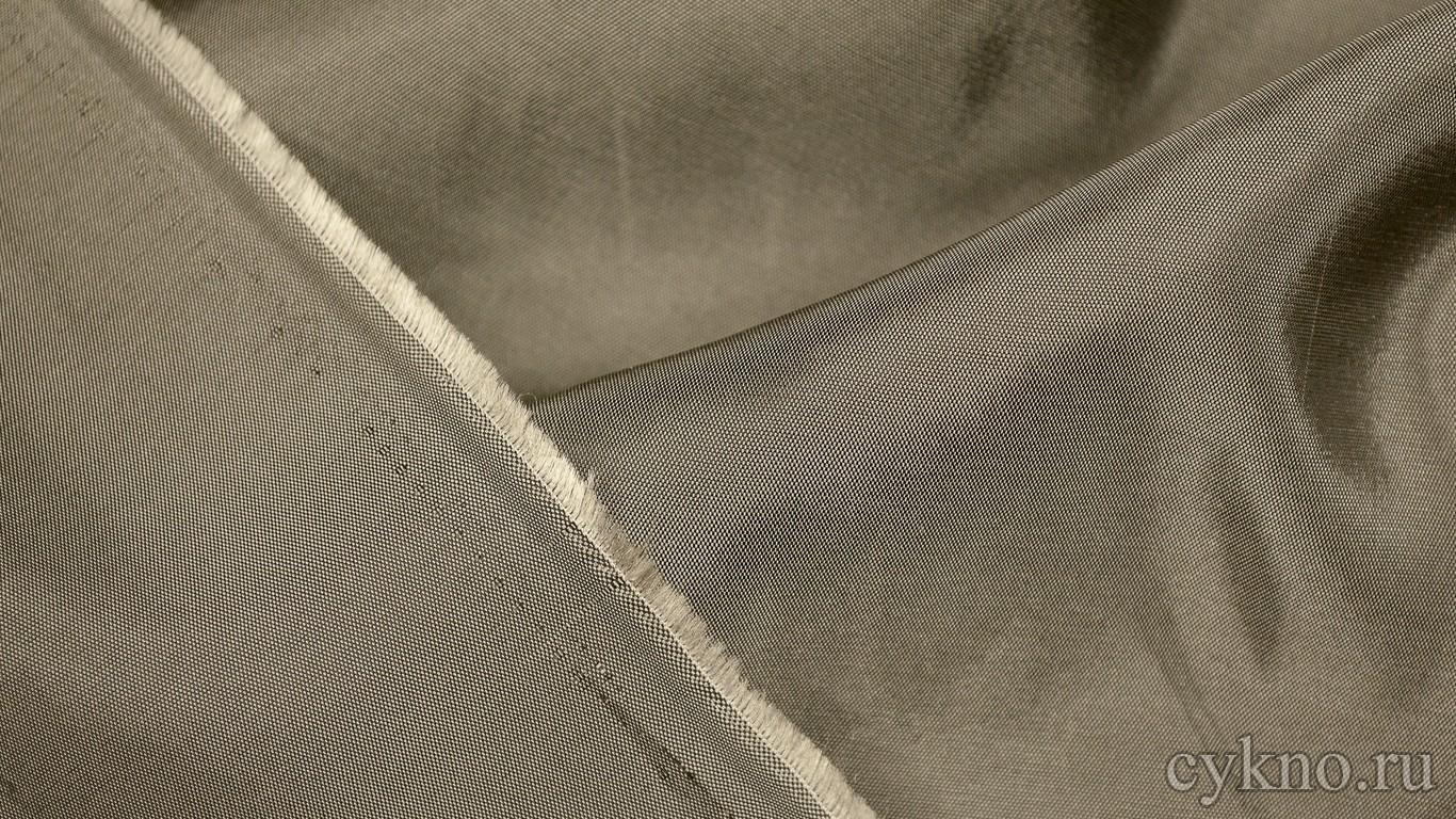 Ткань Подкладочная Серая