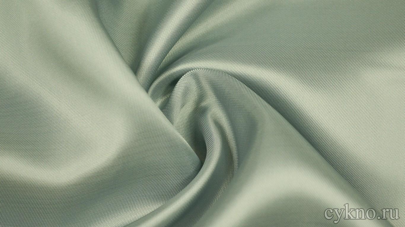 Ткань Подкладочная Бледно-васильковая