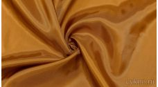 Ткань Подкладочная Оранжево-желтая