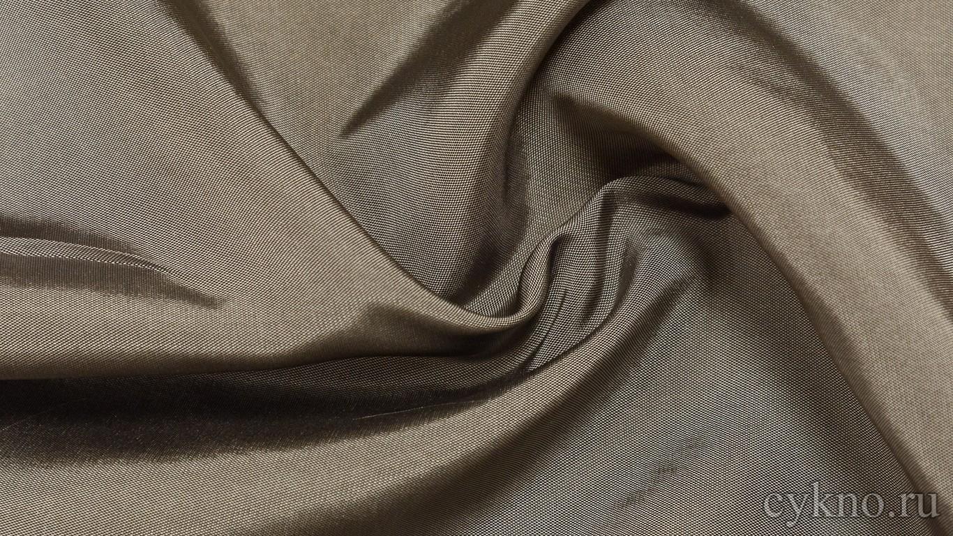 Ткань Подкладочная Стальная
