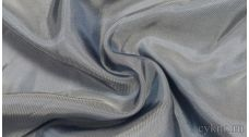 Ткань Подкладочная Темно-сизая