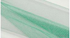 Ткань Фатин Жесткий сине-зеленый