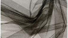 Ткань Фатин Жесткий черный