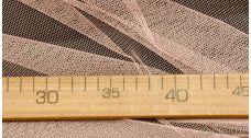 Ткань Фатин Жесткий нежный розовый