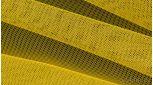 Ткань Фатин Жесткий желтого цвета