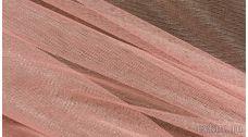 Ткань Фатин Средней Жесткости грязно-розовый