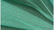 Ткань Фатин Средней Жесткости цвета темной бирюзы